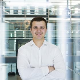 Alumni: Max Verteletskyi