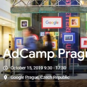Google AdCamp is coming to Prague!