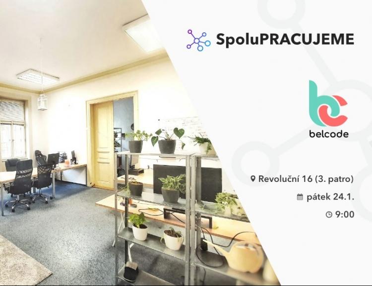 SpoluPRACUJEME 24.1. Belcode