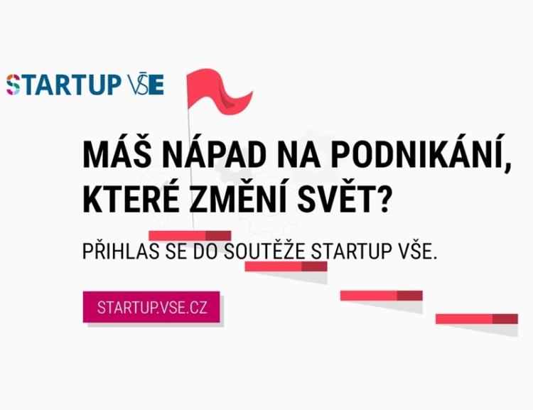 Startup semestru – VŠE hledá nejlepší startupové týmy