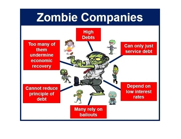 "Studie ""Zombies: Who are they and how do firms become zombies?"" v prestižním Journal of Small Business Management"