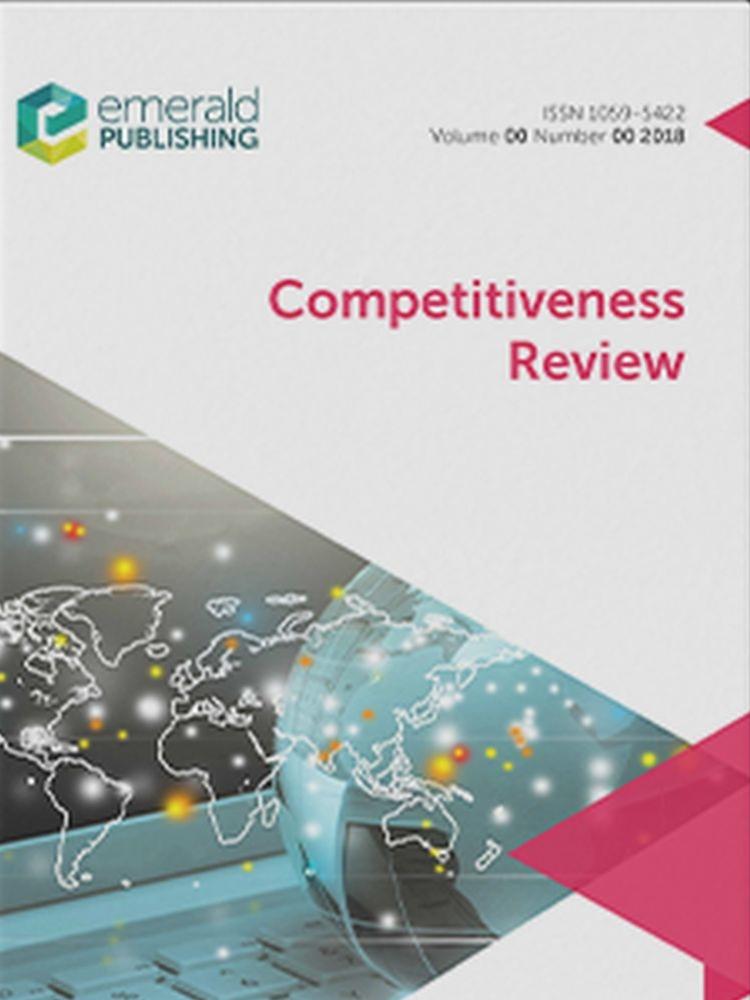Co ovlivňuje konkurenceschopnost českých malých a středních podniků? Studie v mezinárodním časopisu Competitiveness Review