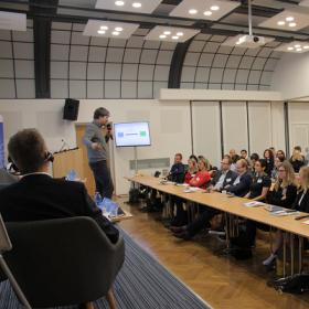 Ondřej Dvouletý vedl workshop na evaluační konferenci Ministerstva pro místní rozvoj ČR