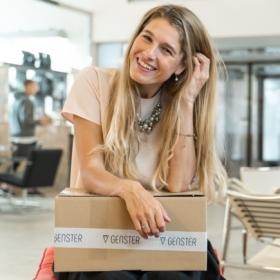 Míša Kloudová získala investici pro startup Genster