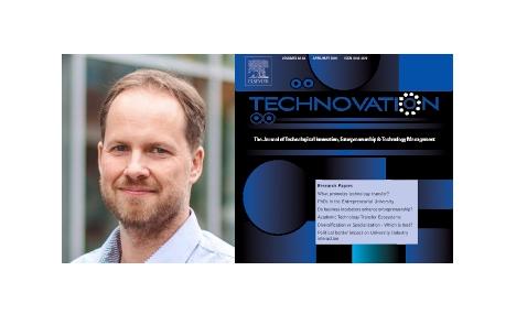 Katedra podnikání se podílela na studii, která právě vyšla v prestižním světovém časopise Technovation