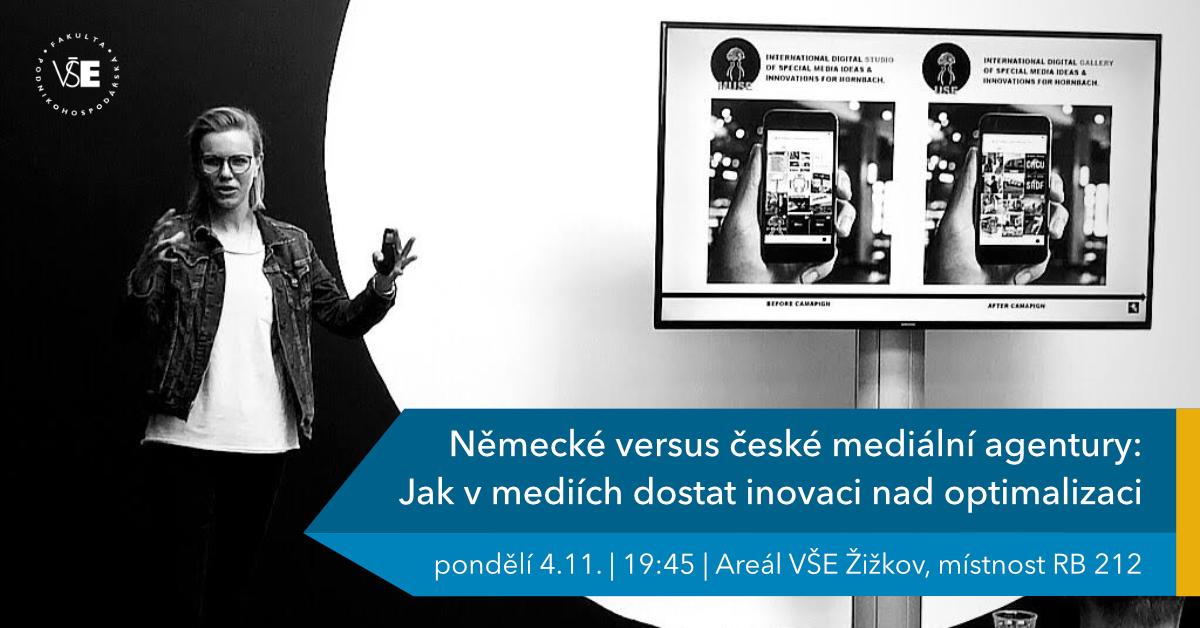 Německé versus české mediální agentury: Jak v médiích dostat inovaci nad optimalizaci