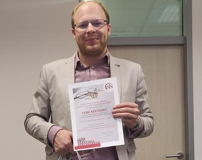 Článek Ondřeje Dvouletého byl oceněn v 7. ročníku soutěže o Cenu prof. Františka Vencovského